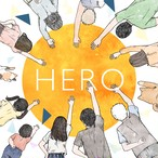 ⚡️応援プラン+プラス!3月上旬公開予定「HERO」MVクレジット表記!2月末まで購入可能!single 「HERO」  (手焼きCD)