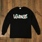 LEARNERS CAT STYLE L/S TEE