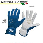 IB/702/B  NEW RALLY GLOVES  BLUE