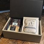 うさぎのビスケットとドリップバッグ・コーヒーバッグのセット (Box入り)