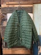 80's greek army liner jacket deadstock