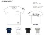 PERMANENT UNION × PALM GRAPHICS 2018 LOOPWHEELER Limited 02 T-shirt