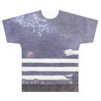 フルグラフィックTシャツ 151216-002