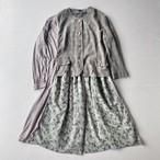 【SHINPIN×jane's vintage】Gray dress