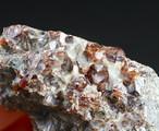 自主採掘!カリフォルニア産 グロッシュラー ガーネット 36,4g GN059 原石 鉱物 天然石 パワーストーン