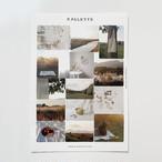 [p.palette] Studio 切手風ステッカー