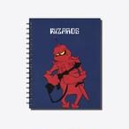 Noah x Wizards Sketchbook