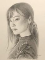 【NEW】中島健太 デッサン画『black&white』(限定1枚)