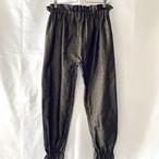 Used Pants _01(シースルー ラメ パンツ 古着)