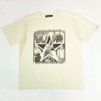 SKINHEADS PHOTO T-SHIRT Ivory