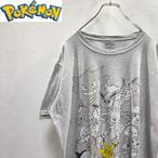 Pokémon ポケモン Character T-Shirt