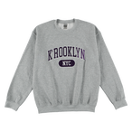 K'rooklyn College Sweat -Gray-