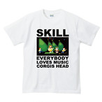 No.0025  SKILLスキルTシャツ
