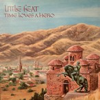 【LP】LITTLE FEAT/Time Loves A Hero