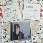 3点セット『1stシングル【バジル】+LiveDVD1.2』