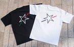 FRA star T-shirt / white