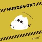 きっとラット First album『HUNGRYRAT』 通常CD盤