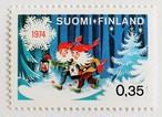 クリスマス / フィンランド 1974