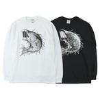 Bite / Long Sleeve T-Shirt / Zombie