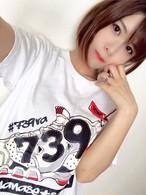 739スニーカーTシャツ