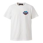 エンブレムTシャツ 半袖 / ホワイト | SINE METU - シネメトゥ
