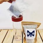 《水出しアイスコーヒーバッグ3袋入と暮らしのおともドリップバッグ5個入りセット》
