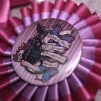危機裸裸商店|Kiri to Kikirara Girl's Sanctuary Badge(缶バッジ|パープル or グリーン)