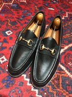 .GUCCI LEATHER HORSE BIT LOAFER MADE IN ITALY/グッチレザーホースビットローファー 2000000030685
