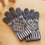 [編み物キット]Apilaの手袋