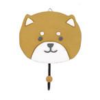 【柴犬】カービングフック【猫雑貨 822-010】
