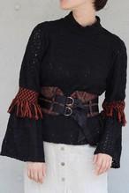 【 EBONY】lace blouse