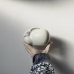 【磁器の白兎】陶芸作家 森野嘉光