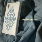 オリジナルダマスク手帳型iPhone6ケース