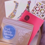 【期間限定】Fruits Labels BOX
