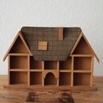 ドイツ ヴィンテージ? 木製 コレクションボックス コレクションケース
