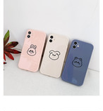 Color animal iphone case