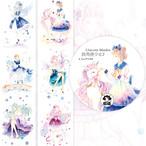 独角兽少女2【呶猫】特殊インク・剥離紙