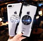 【オーダー商品】グリップ付き Diamond Galaxy iphone case