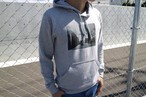 THREEARROWS VENICE パーカー(grey)