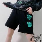 Melty HALF SWEAT PANTS