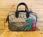 ●new●*送料無料*KISSACO BOSTON SHOULDER BAG(hawaii)・M ・black