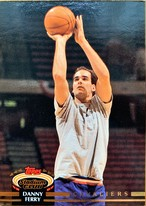 NBAカード 92-93TOPPS Danny Ferry #182 CAVALIERS