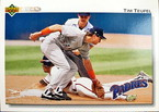 MLBカード 92UPPERDECK Tim Teufel #349 PADRES