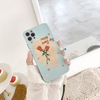 【オーダー商品】Happy every day rose iphone case