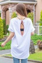 ◆Mon ange Louise◆ CHILL T-SHIRT DRESS ビーチドレス コットンワンピース