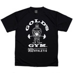 GOLD'S GYM x 100A DRY S/S Tee