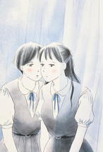 岡藤真依 / ポストカード「フォーゲット・ミー・ノット」