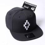 2d68eb462dac9 マルセロバーロン キャップ ◇ MARCELO BURLON STARTER CRUZ CAP メンズ アクセサリー 帽子 STARTER ブラック  ホワイト ロゴ
