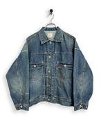 12.5oz Denim Jacket / special wash