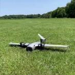 半導体不足の為新発売大幅遅れです◆OMPHOBBY GPS付きFPV ZMO V-TOL FPV 飛行機